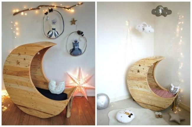 Idei inedite bazate pe reciclarea paletilor din lemn