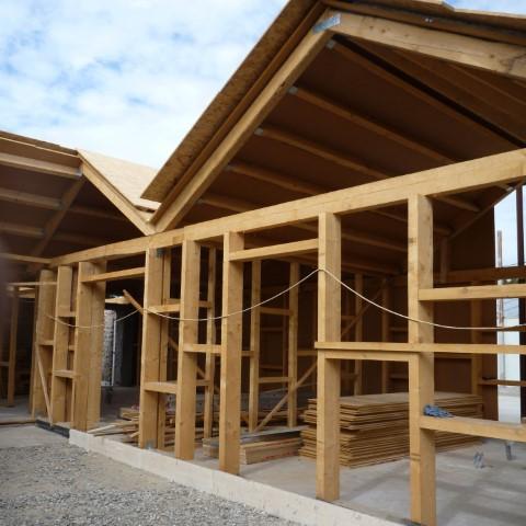 Cheresteaua si casele din lemn pe trendul crescator al pietei imobiliare