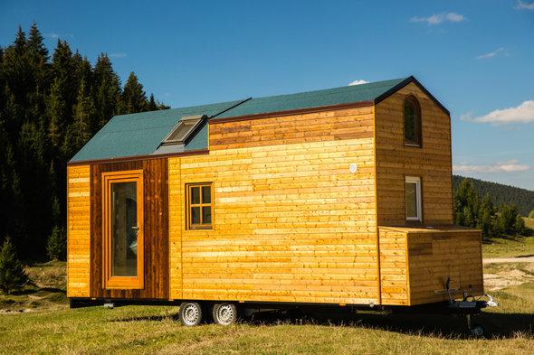 Casa mobila si ecologica - un trend ce ia amploare