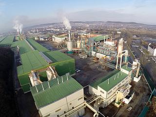 Fabrica de prelucrare a lemnului din Reghin se asteapta la cifra de afaceri de 190 milioane de euro
