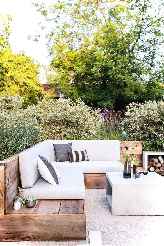 Amenjarea gradinii - cum trebuie sa arate mobilierul potrivit