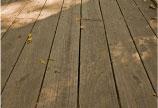 Cum poti proteja pardoseala de exterior din lemn