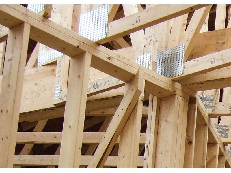 Crestere a utilizarii lemnului in Marea Britanie