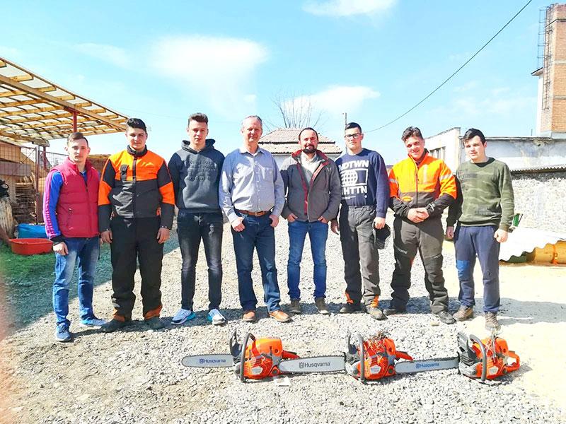 Colegiul Silvic din Gurghiu, gazda Concursului National de Competente in Silvicultura