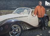 Povestea unei masini din lemn construita de Peter Szabo, un tamplar din Mures
